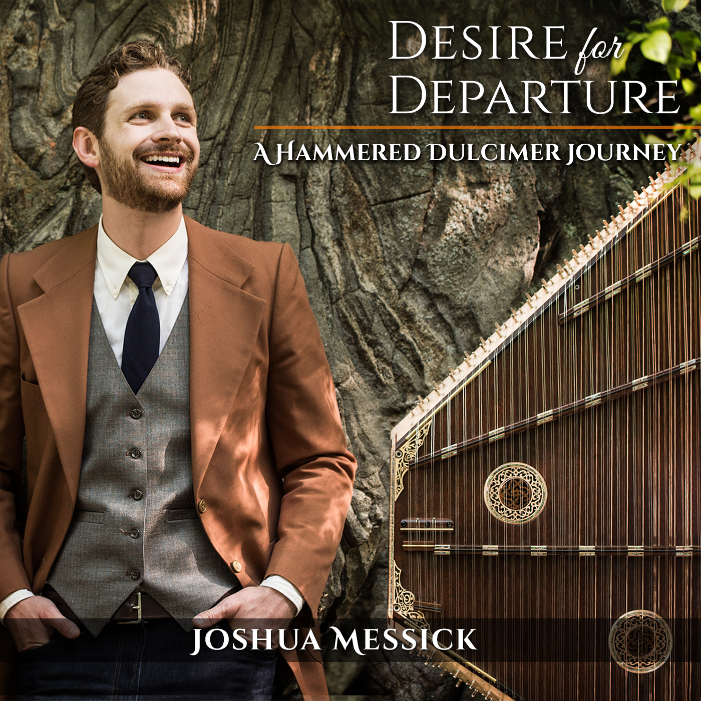Desire for Departure - A Hammered Dulcimer Journey - Joshua Messick