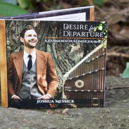 Reissued – Desire for Departure: A Hammered Dulcimer Journey
